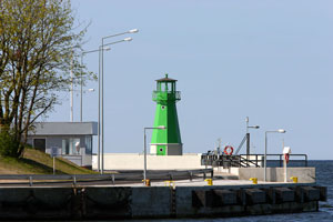 Gdansk Nowy Port West Breakwater