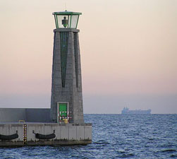 Gdynia Breakwater South