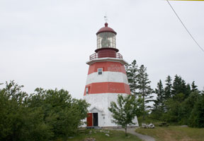 Seal Island Lighthouse Museum