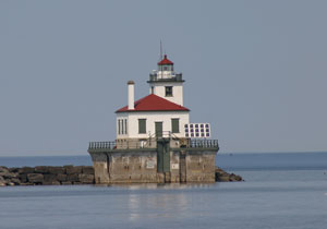 Oswego West Pierhead