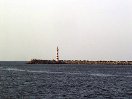 Coatzacoalcos East Breakwater