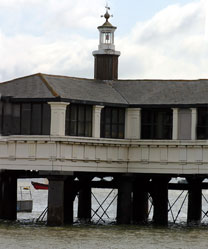 Gravesend Royal Terrace Pier