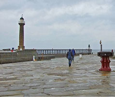 Whitby West Pier (1831)