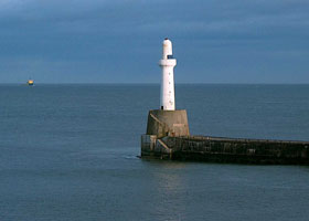 Aberdeen South Breakwater