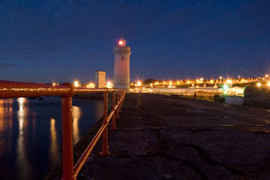 Buckie Lighthouse