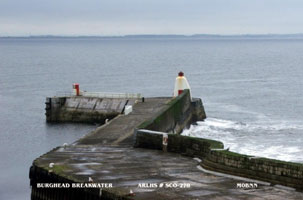 Burghead North Pier