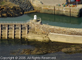 Pittenweem Middle Pier Range Rear