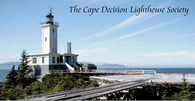 Alaska Lighthouses R Us - Discontinued lighthouse border
